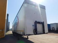 KOEGEL SN 24 Curtain trailer