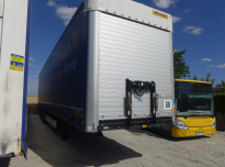 WIELTON NS3K Curtain trailer