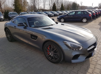 MERCEDES BENZ AMG GT S Coupe