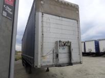 Schmitz Cargobull Curtain trailer
