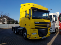 DAF FT XF 105.510T TRACTOR UNIT