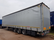 KOEGEL SN 24 Curtain trailer