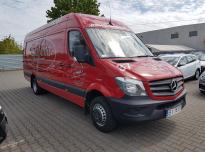 MERCEDES BENZ SPRINTER Delivery van