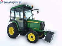 JOHN DEERE 3036 E FARM TRACTOR