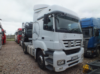 MERCEDES BENZ AXOR TRACTOR UNIT