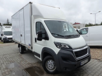 PEUGEOT BOXER Container
