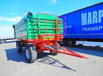 METALTECH DBS DBS 10001 AGRICULTURAL TRAILER