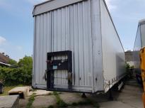 KAESSBOHRER  MEGA Curtain trailer