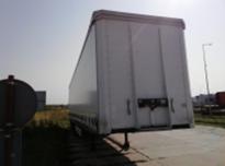KASSBOHRER Curtain trailer