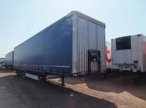 KAESSBOHRER XS MAXIMA Curtain trailer