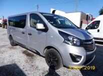 OPEL VIVARO VAN (minibus)
