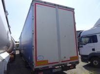 GNIOTPOL G4080 Curtain trailer