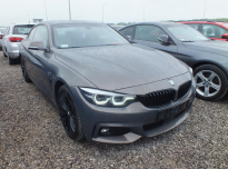 BMW 430I XDRIVE Sportowy/Coupe