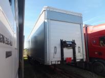 SCHWARZMULLER S1  Curtain trailer