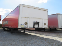 BERGER Curtain trailer