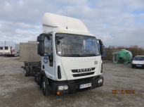 IVECO EURO CARGO THE MOUNTING FRAME