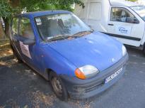 FIAT SEICENTO VAN (minibus)