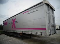 DINKEL DSAPP Curtain trailer