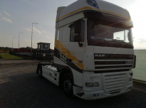 DAF FT XF TRACTOR UNIT