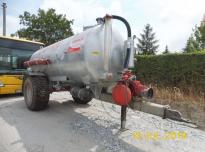 POMOT T 554/3 Agricultural trailer