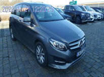 MERCEDES BENZ KLASA-B HATCHBACK