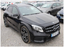 MERCEDES BENZ GLA HATCHBACK