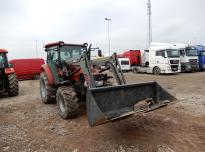 CASE FARMALL 75A Farm tractor