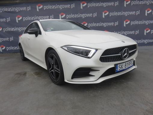 MERCEDES BENZ CLS 350 D 4MATIC SEDAN