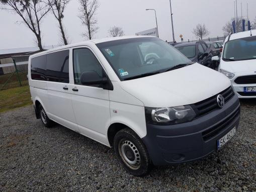 VOLKSWAGEN TRANSPORTER VAN (minibus)