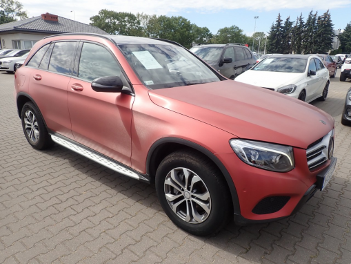 MERCEDES BENZ GLC SUV