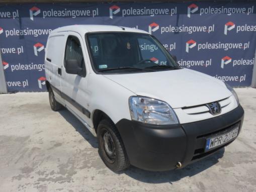 PEUGEOT PARTNER Delivery van