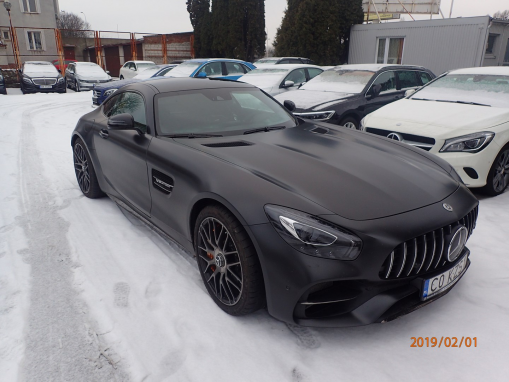 MERCEDES BENZ AMG GT 190 Sportowy/Coupe