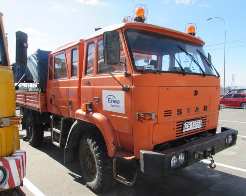 STAR   744 Skrzyniowy