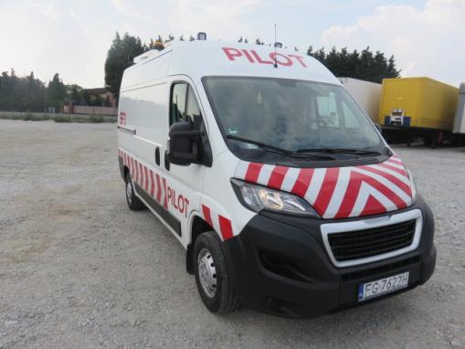 PEUGEOT BOXER Delivery van