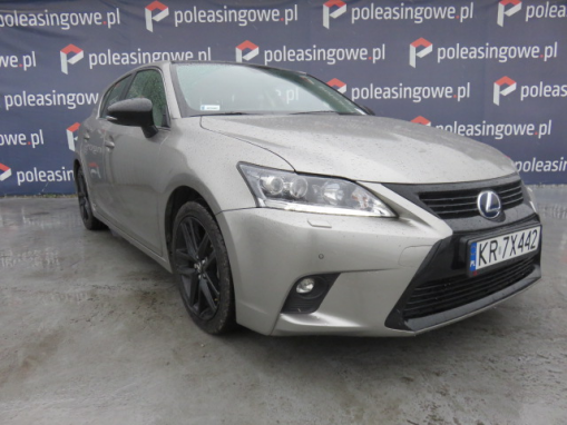 LEXUS CT 200H HATCHBACK