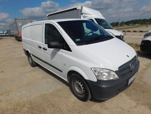 MERCEDES BENZ VITO Delivery van